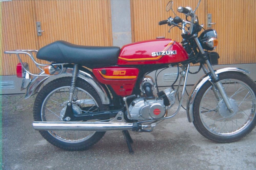 Frihet med moped
