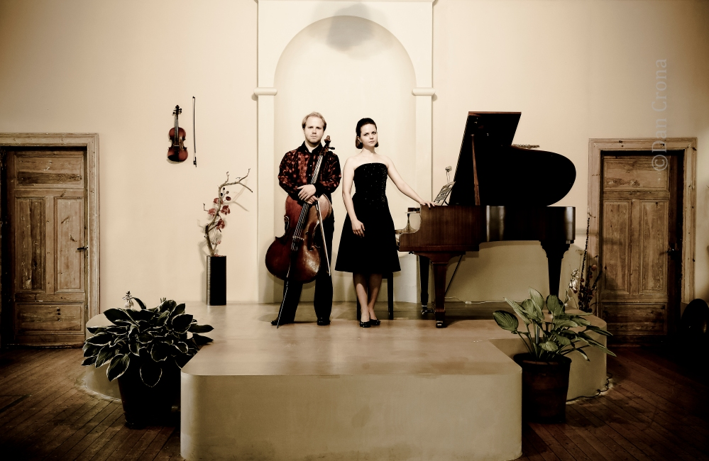 Willem Stam, cello  Elena Popkova, piano
