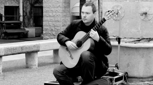 Bra gitarrist
