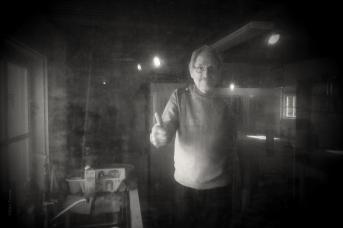 Göran Lagerstedt var glad och nöjd