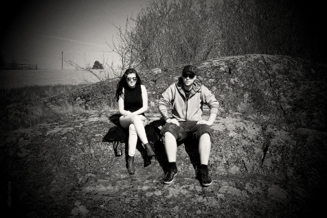 Max och Erika