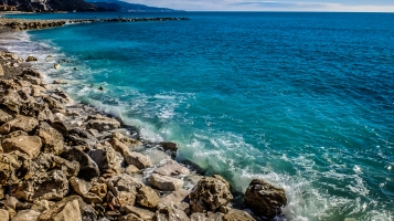 Italien därborta i horisonten