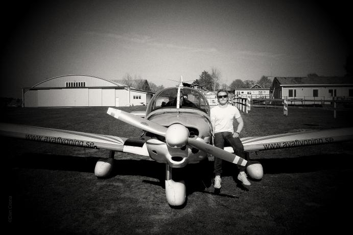 """Vincent """"flygaren"""""""