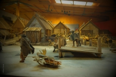 Vikingabyn i miniatyr 2