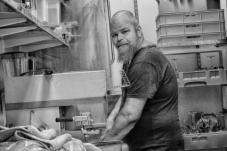Robban i full gång i disken på Bistro bar