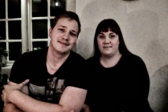 Maja och Glenn