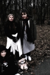 Ida, Lisa och Stina - medmänniskor