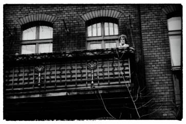 The balcony - Poland 1989