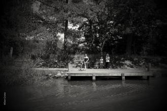 Idyllisk plats att bada på